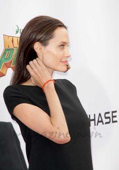 Angelina Jolie estreno Kung Fu Panda 3