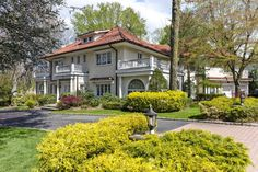 The Great Gatsby house hits the real estate market. Click through for photos inside the gorgeous space belonging to F. Scott Fitzgerald and Zelda Fitzgerald