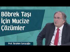Böbrek Taşı İçin Mucize Çözümler | Prof. İbrahim Saraçoğlu - YouTube
