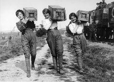 Resultado de imagen de la mode femme 1914-1918