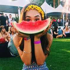 Want some watermelon? MyLifeAsEva