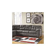 $760 Signature Design by Ashley Sectional & Reviews | Wayfair