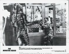 A gallery of The Monster Squad publicity stills and other photos. Featuring Andre Gower, Tom Noonan, Duncan Regehr, Brent Chalem and others. Ashley Banks, Monster Squad, Face Off, Press Photo, Film Movie, Favorite Tv Shows, Jr, Toms, Novels