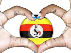 Uganda African Flags, African Nations, Uganda, Invitations, Save The Date Invitations, Shower Invitation, Invitation