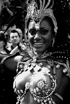 Notting Hill Carnival by Loïc BROHARD, via Flickr