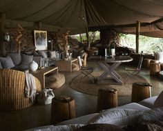 Singita Grumeti Reserve in Tanzania- epitome of safari chic