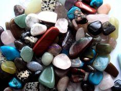 30g Mixed Tumblestones/Healing /Reiki/Chakra