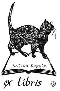 Exlibris-AntoonCoppée by roger.laute, via Flickr
