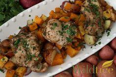Garam Masala Chicken and Vegetables - Wildtree Recipes