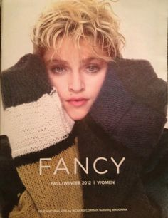 Rare Madonna photos 1983 by Richard Corman