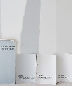 Dulux tranquil retreat (1/2 or 1/4 strength) light grey option easy to access in Australia