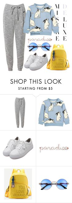 """""""Без названия #1638"""" by sabina-127 ❤ liked on Polyvore featuring Related, WithChic and Umbra"""