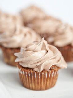 Nutella Cupcakes by Bite Delite