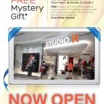 Studio R : Free Mystery Gift Opening Promotion @ The Mines