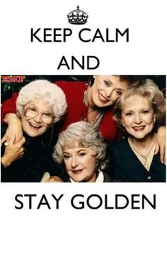 """""""The Golden Girls"""" Estelle Getty, Rue McClanahan, Betty White, Bea Arthur The Golden Girls, Golden Girls Quotes, Illinois, It's All Happening, Nostalgia, La Girl, Girly Girl, Betty White, Star Wars"""