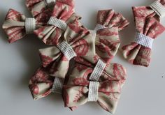 2 Cute and elegant hair clips for Girls by FancyBeauty on Etsy