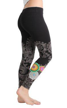 DESIGUAL LAIA LEGGINGS - 51K20A4 http://rockingboutique.com/collections/desigual/products/desigual-laia-leggings-51k20a4