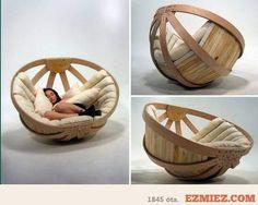Modern Papasan Chair - Home Furniture Design Cool Furniture, Furniture Design, Furniture Ideas, Furniture Inspiration, Modern Furniture, Bali Furniture, Furniture Stores, Chair Design, Cradle Bedding