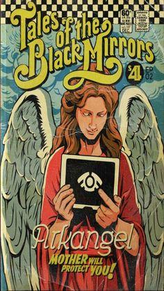 Tales of the Black Mirrors: Arkangel