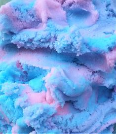 Cotton Candy Land Cloud Slime Scented Cloud Slime Cloud Cream Slime Snow cloud creme slime shop asmr slime gift cheap No Borax SuperAwwwsome