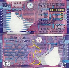 Hong Kong currency, how would you want to spend it? Geometric Designs, Geometric Patterns, World Coins, Rich People, Native Indian, How To Get Rich, Money Matters, Hong Kong, Fun Facts