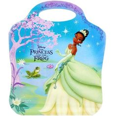 Disney The Princess and the Frog Loot Bags [8 per pack]