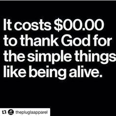 WEBSTA @ chinarabutler - #ThankGod For Being #Alive then #riseandgrind