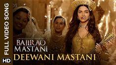 Deewani Mastani Full HD Video New Songs 2016 Bajirao Mastani