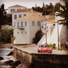 Spetses Greece Greeks, Greece Travel, Greek Islands, Homeland, Places To Go, Traveling, Mansions, Architecture, House Styles