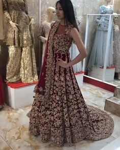 MashALLAH what a beauty of design colour and fall only @ your favourite bridal store 399 Stratford road Birmingham and Bridal Mehndi Dresses, Asian Bridal Dresses, Pakistani Wedding Outfits, Indian Bridal Outfits, Bridal Dress Design, Indian Bridal Fashion, Indian Bridal Wear, Pakistani Wedding Dresses, Nikkah Dress