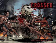 Crossed Badlands #77