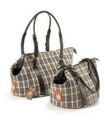 Baker Blankets Amberhill 5-A Dog Carrier. This is made by a high end horse blanket Co. They have been discontinued and retailed for $250. Now on sale.BakerBlankets.com.
