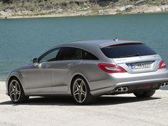 CLS Shooting Brake (X218) Mercedes cost - http://autotras.com