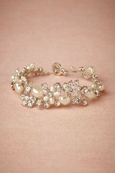 Beautiful....this looks similar to some of the old jewelry I have from my grandmother....it's so pretty and delicate yet makes a statement on its own.