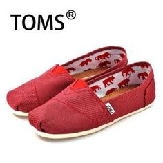 Love! / Toms Shoes OUTLET! Thank you very much!..$18.95!