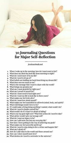 Want to learn how to journal? I'm sharing 11 different ways to use your journal, plus 30 journaling prompts for some major self-reflection. journal prompts therapy How To Journal + 30 Journaling Questions For Major Self-Reflection — Jessica Estrada Affirmations, Vie Motivation, Motivation Tattoo, Journal Writing Prompts, Journal Prompts For Teens, Journal Topics, Journal Ideas, Self Discovery, Self Development