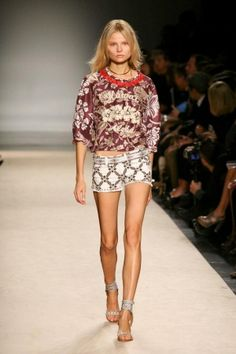 Isabel Marant Spring Summer Ready To Wear 2013 Paris
