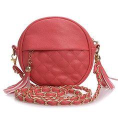 2016 New Tassel Designer Handbags High Quality Crossbody Bags For Women Pu Leather Mini Bag Fashion Chains Sac Femme