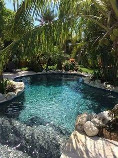 Luxury Swimming Pools, Natural Swimming Pools, Dream Pools, Swimming Pools Backyard, Swimming Pool Designs, Luxury Pools, Lap Pools, Natural Pools, Indoor Pools