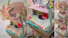 Chanel Gravity Cake...