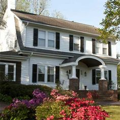 Fresh paint, new front porch | thisoldhouse.com | Best Curb Appeal Before and Afters 2012