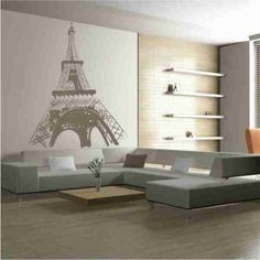 Naklejka ścienna Wieża Eiffla 10 cena 22,40 PLN #naklejka #naklejka Eiffla #naklejka_dekoracyjna #sticker #wall_stickers