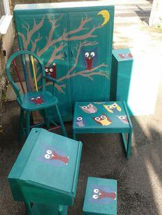 Children's set.