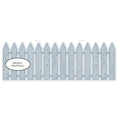 Impression Obsession Picket Fence