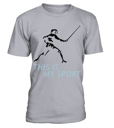 # Fencing Sport T Shirt .  HOW TO ORDER:1. Select the style and color you want: 2. Click Reserve it now3. Select size and quantity4. Enter shipping and billing information5. Done! Simple as that!TIPS: Buy 2 or more to save shipping cost!This is printable if you purchase only one piece. so dont worry, you will get yours.Guaranteed safe and secure checkout via:Paypal | VISA | MASTERCARD