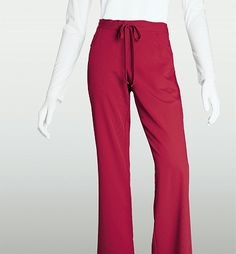Modern fit Drawstring front Elastic back waist 2 front and 2 back pockets One coin pocket Slits at ankle Mid-rise Flare Leg Polyester / Rayon Sizes Inseam: Regular: Petite: Tall: Greys Anatomy Scrubs, One Coin, Petite Pants, Medical Scrubs, Scrub Pants, Drawstring Pants, Grey's Anatomy, Pajama Pants, Student