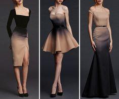 """Pioneros — chandelyer: POEM """"Tale of the Luminaries"""" a/w. Special Dresses, Unique Dresses, Elegant Dresses, Pretty Dresses, Fashion Show Dresses, Couture Dresses, Fashion Outfits, Beautiful Gowns, Beautiful Outfits"""
