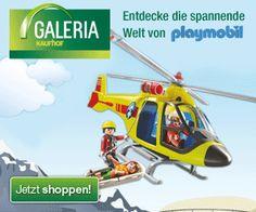 Jetzt Playmobil Welt entdecken