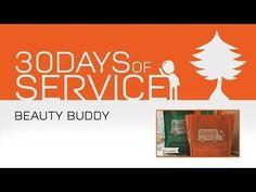 30 Days of Service by Brad Jamison: Day 13 - Beauty Buddy