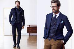 H.E. by Mango Winter 2014-2015 Men's Lookbook (1)